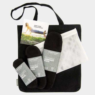 Cloth menstrual pads Starter sets