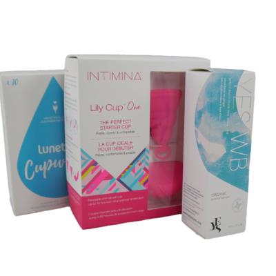 Menstrual cup starter kit